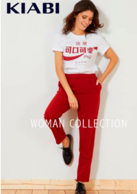 Catalogues et collections Kiabi : Woman collection