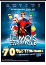 Prospectus Carrefour : Chapitre 1 - Le Mois Carrefour