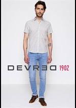 Prospectus Devred 1902 : Pantalons Homme