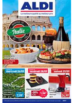 Prospectus Aldi : Bienvenue en Italie