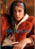 Promos et remises  : Primark Autumn Trends