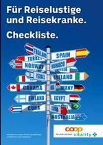Prospectus Coop Vitality : Für Reiselustige und Reisekranke.