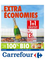 Prospectus Carrefour : Les extra économies tombent à pic !