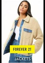 Prospectus FOREVER 21 : Forever 21 Jackets
