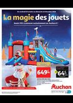 Prospectus Auchan : La magie des jouets - Jouets XXL