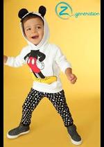 Prospectus Z Génération : Lookbook enfant