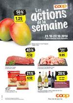 Prospectus Picard : Supermarkt-Angebote in der Verkaufsregion Westschweiz