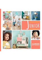 Prospectus Maisons du Monde : Junior Collection 2018/19