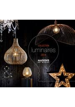 Prospectus  : Collection Luminaires 2018