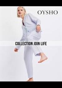 Prospectus Oysho PARIS 101 PORTE BERGER : Collection Join Life