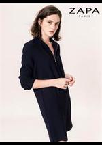 Prospectus Zapa : Robe & Combinaisons
