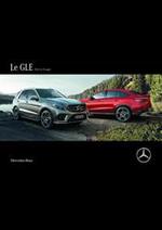 Promos et remises  : Mercedes-Benz GLE