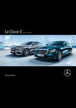 Prospectus Mercedes Benz : Mercedes-Benz Classe E Berline et Break