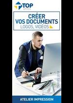 Promos et remises  : Créer vos documents logos, vidéos