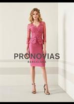 Prospectus Pronovias : Collection Evening Essential