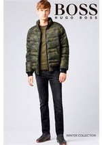 Promos et remises  : Hugo Boss Winter Collection