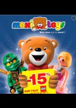 Catalogues et collections Maxi Toys : Le calendrier de l'avent offert