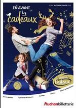 Prospectus Auchan : Guide billetterie hiver 2018