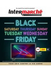 Prospectus Intermarché Hyper MORTEAU : BLACK FRIDAY