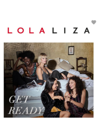 Catalogues et collections Lola & Liza OVERIJSE : Get ready to party