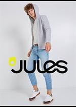 Prospectus Jules : Sportswear Intemporel