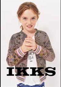 Prospectus IKKS Enfants DRANCY : Collection Fille