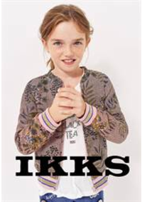 Prospectus IKKS Enfants PONTARLIER : Collection Fille