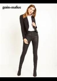 Prospectus Grain de Malice Thonon-les-Bains : Jeans Femme