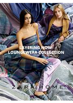 Prospectus ZARA HOME : Layering now loungewear collection