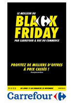Prospectus Carrefour : Black Friday