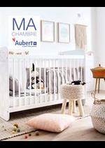 Prospectus Aubert : Ma Chambre