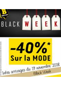 Prospectus Babou Bourges : Offres Black Week Babou