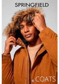 Prospectus Springfield EVRY : Springfield Coat Men