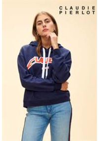 Prospectus Claudie Pierlot PARIS 29 Juillet : Mailles & Sweatshirts