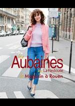 Prospectus LES AUBAINES : Pulls Femme