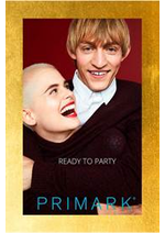 Promos et remises  : Primark Ready to Party