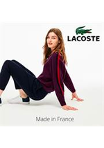 Promos et remises  : Lacoste Made in France