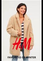Promos et remises  : H&M Favorites of winter