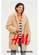Prospectus H&M : H&M Favorites of winter