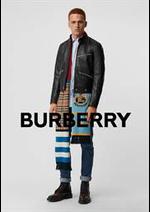 Prospectus Burberry : Veste & Blouson Homme
