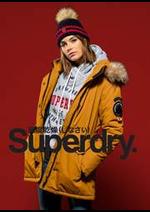 Prospectus Superdry : Veste Femme