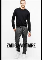 Prospectus Zadig et voltaire : Nouveautés Homme