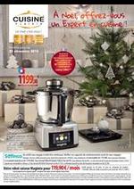 Prospectus Cuisine plaisir : À Noël, offrez-vous un Expert en cuisine!