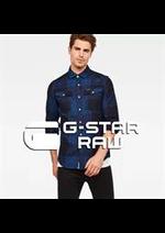 Prospectus G Star : Bestsellers - Homme