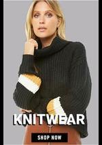 Prospectus FOREVER 21 : Forever 21 Knitwear