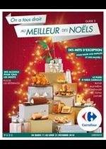 Prospectus Carrefour : Le grand guide de Noël 2