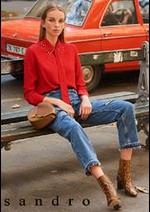 Prospectus Sandro : Tops & Chemises Femme