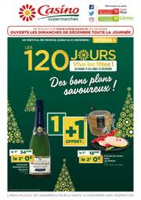 Prospectus Supermarchés Casino PARIS 77 Rue de Flandre : Des bons plans savoureux !