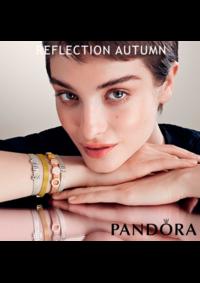 Catalogues et collections PANDORA SANER BIJOUTERIE : Pandora Reflection autumn 18