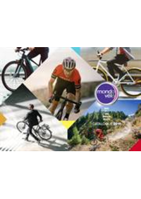 Prospectus Sport 2000 MONTGERON : Mondo Vélo - Catalogue 2019